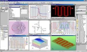 نرم افزار شبیه ساز مدارات RF و microwave