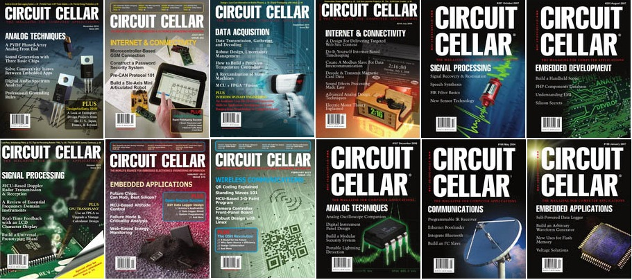 Circuit Cellar Magazine