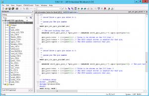 دانلود IAR Embedded Workbench for Atmel AVR32