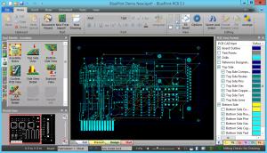 نرم افزار تولید فیبر مدار چاپی