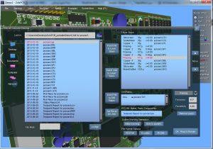 نرم افزار بررسی فایل PCB