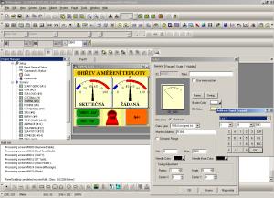 نرم افزار HMI سری FV شرکت Fatek