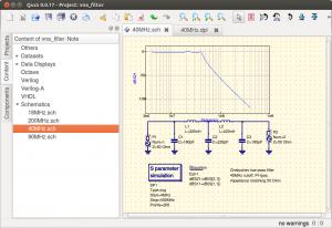 نرم افزار شبیه ساز مدارات الکترونیک